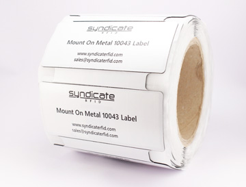 RFID Metal Tags 10043 for metal surface application