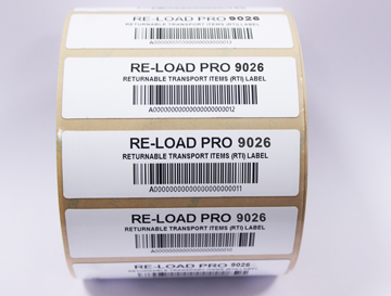 RFID RTI Tags and Labels Re-Load Pro 9026